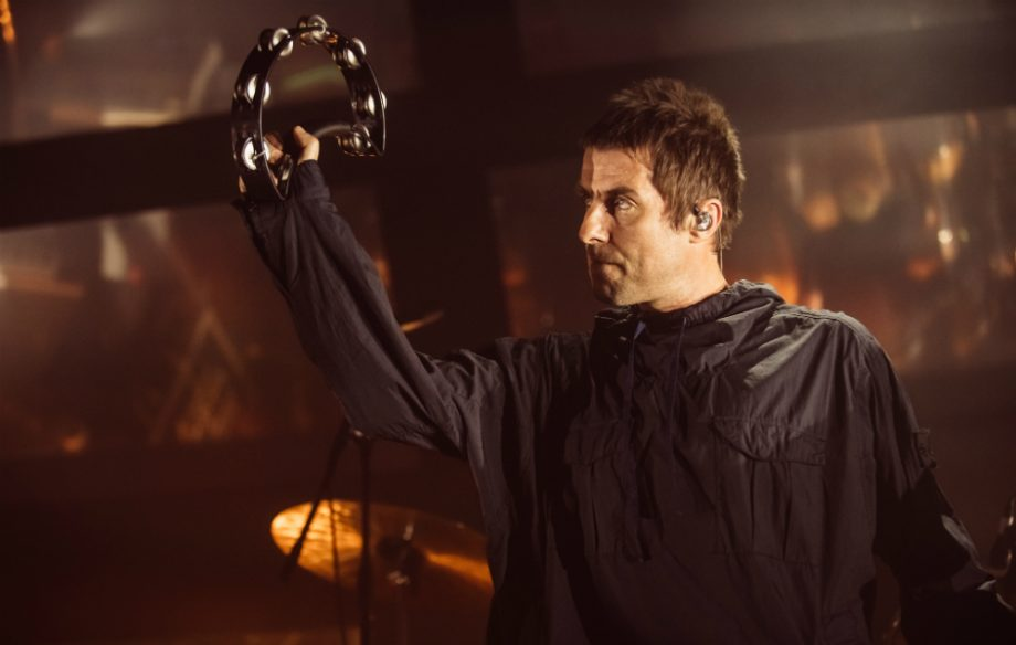 Watch all of the new songs Liam Gallagher debuted at his Manchester solo gig last night