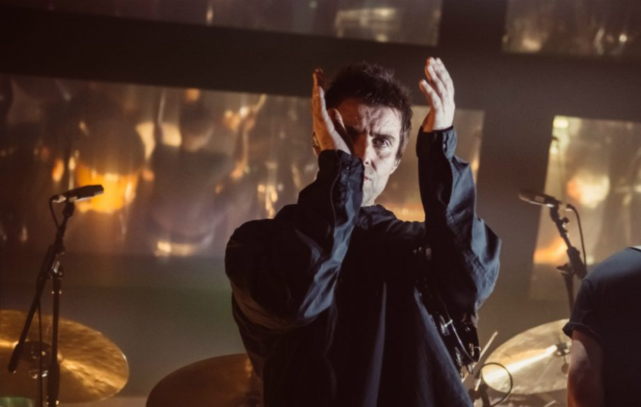 Liam Gallagher: 'I'd prefer to be in Oasis than go solo'