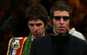 Noel, Liam Gallagher
