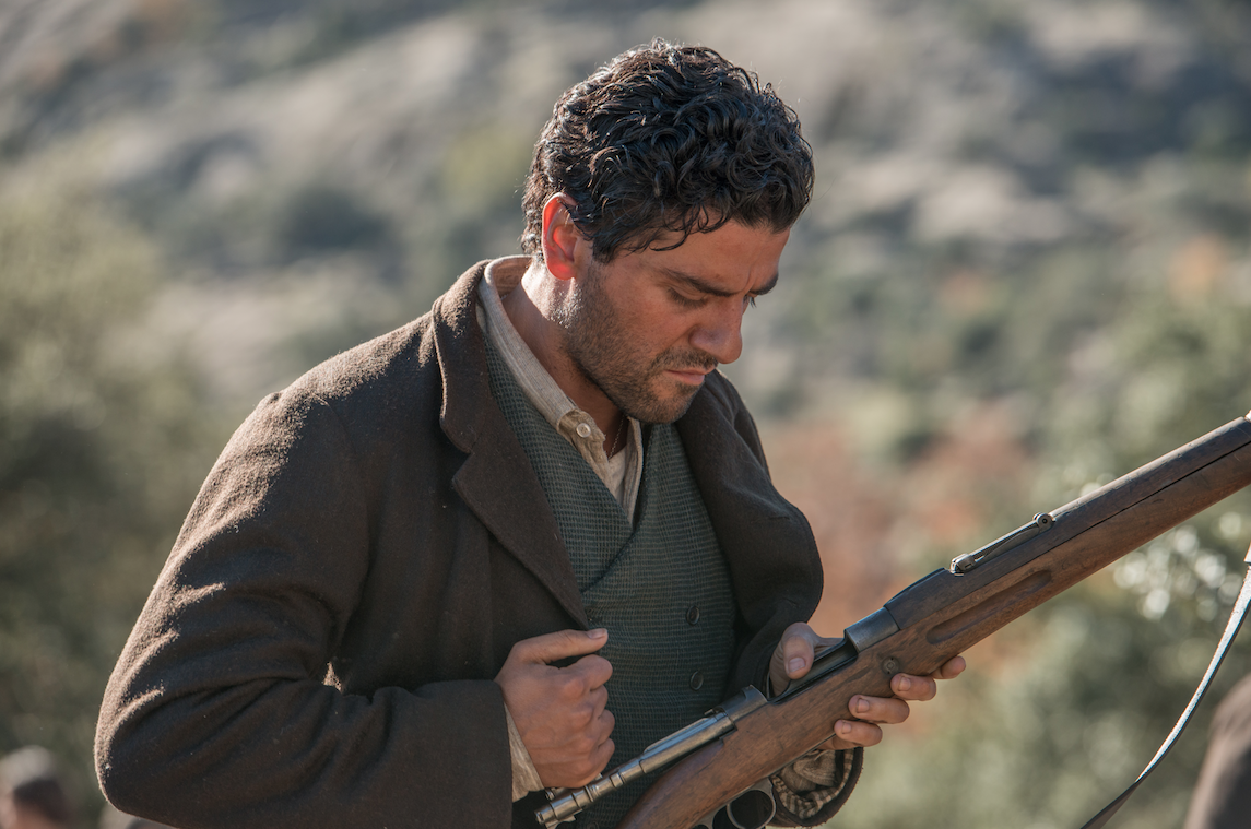 Actor Oscar Isaac On War Drama The Promise And Star Wars
