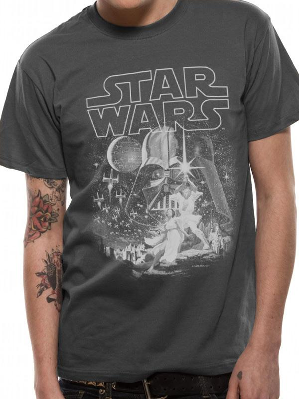 7 Star Wars T Shirts That Every Fan Needs