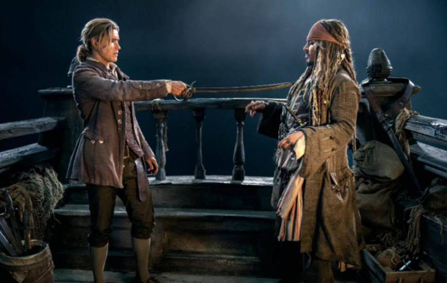 Latest Pirates of the Caribbean film provides yet more treasure