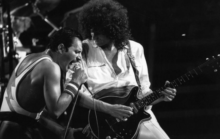 Freddie Mercury, Brian May