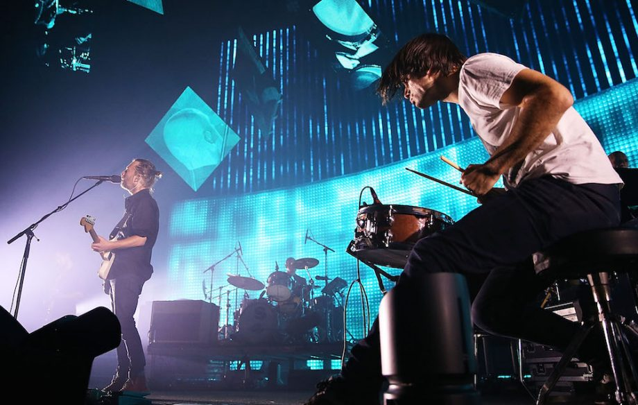 Watch Radiohead play 'I Promise' live for the first time ...