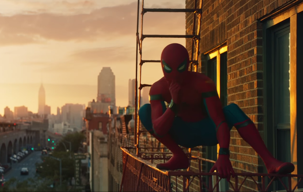 Spider Man Homecoming Release Date Trailers Cast And
