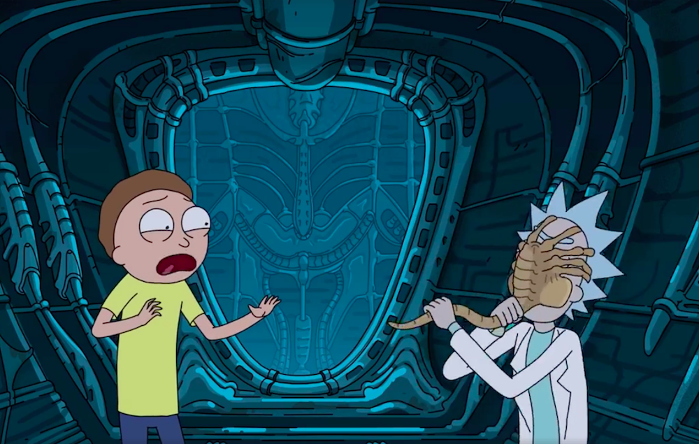 Watch rick and morty season 1 episode 8