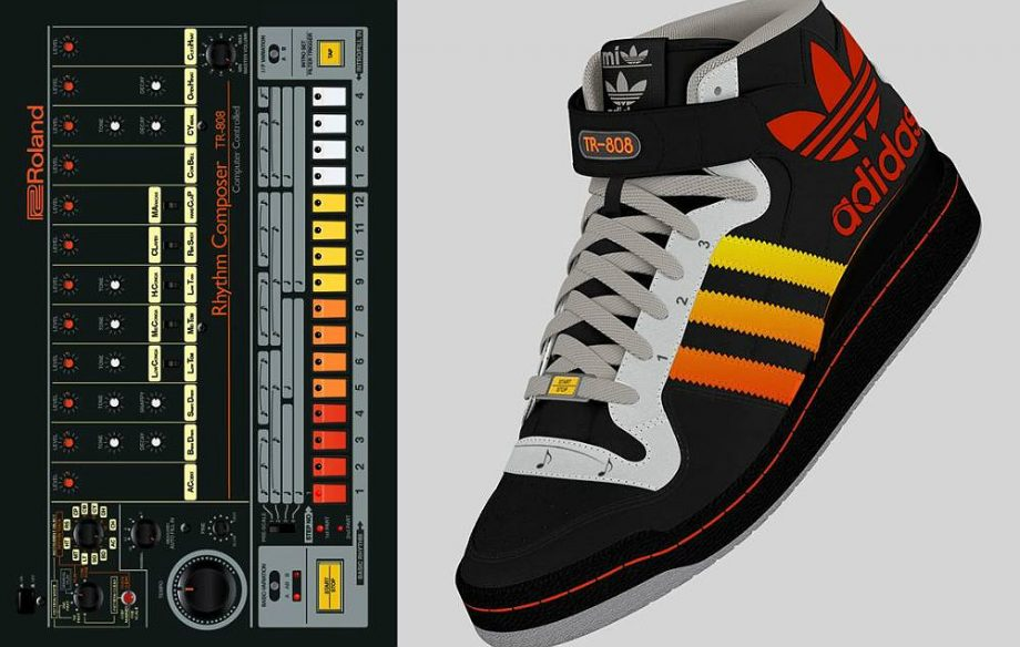 Adidas new drum trainers