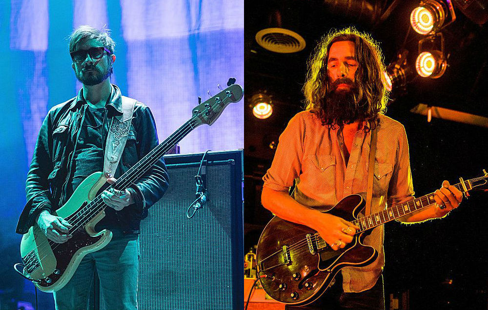 Two Band of Horses members quit within hours - NME Helen Ramsey Kansas