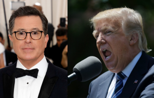 Stephen Colbert / Donald Trump