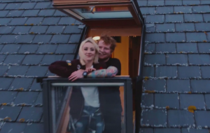 The video for Ed Sheeran's 'Galway Girl'