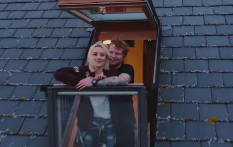 Watch Ed Sheeran S Video For Galway Girl Starring
