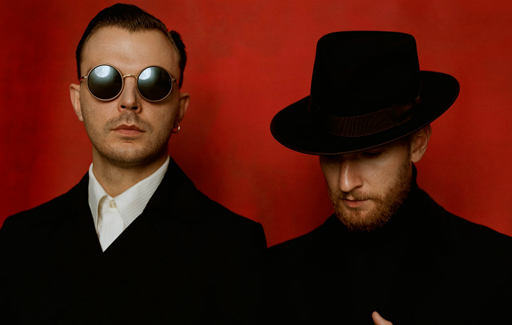 Hurts announce new album 'Desire'