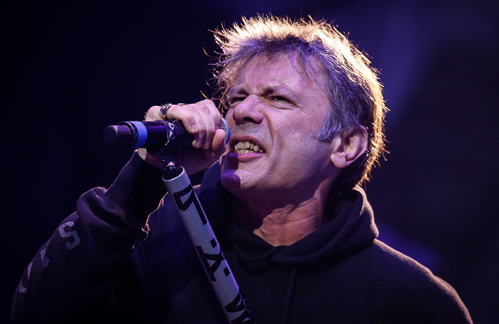 Iron Maiden's Bruce Dickinson shares his thoughts on Manchester terror attack - NME