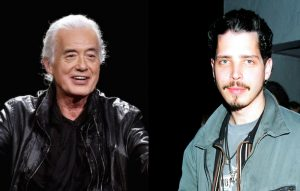 "Jimmy Page has paid tribute to Chris Cornell: ""Incredibly talented. Incredibly young. Incredibly missed."""