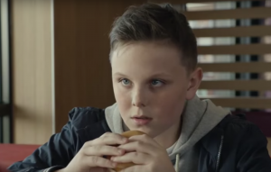 mcdonalds ad child bereavement