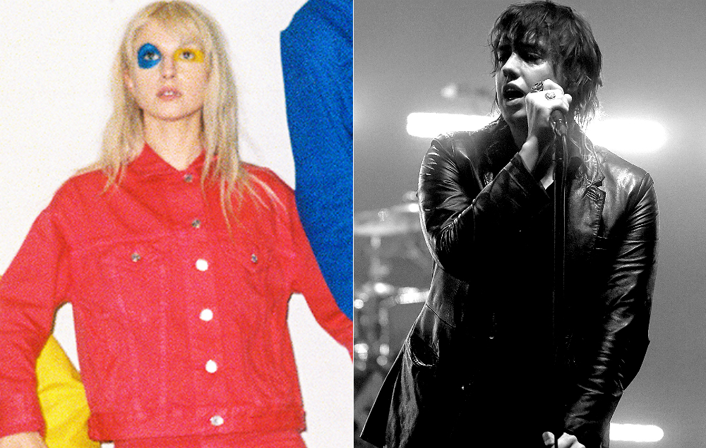 Watch Paramore Cover The Strokes And Stream Their New
