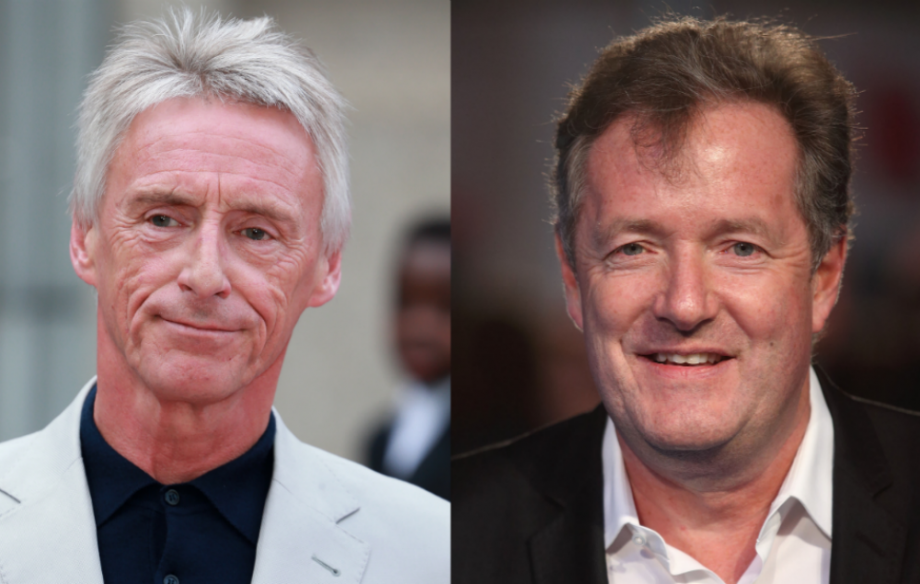 """Paul Weller: """"I'm not going to go on 'Piers Morgan's Life Stories' and talk to that c**t"""""""