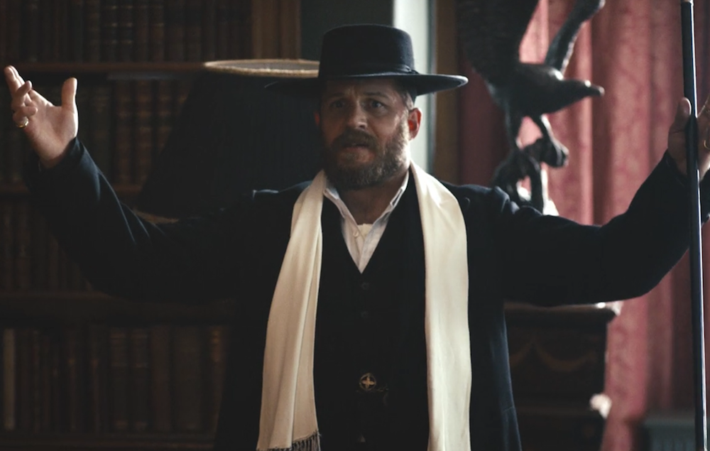 Watch a supercut of every time Tom Hardy swears in 'Peaky ...