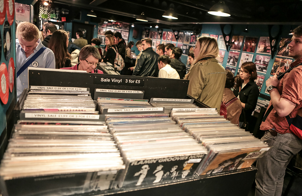 Record Store Day 2017 Caused A 200 Sales Increase For