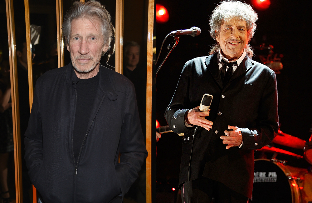 Roger Waters Take Shots At Bob Dylan For Frank Sinatra