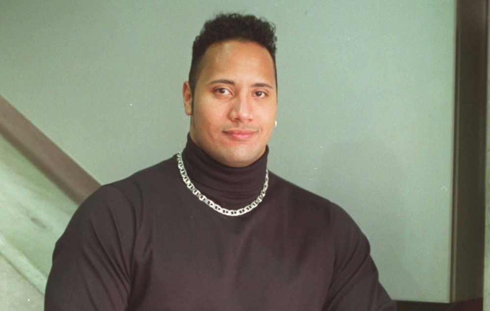 Dwayne The Rock Johnson Recreates Classic 90s