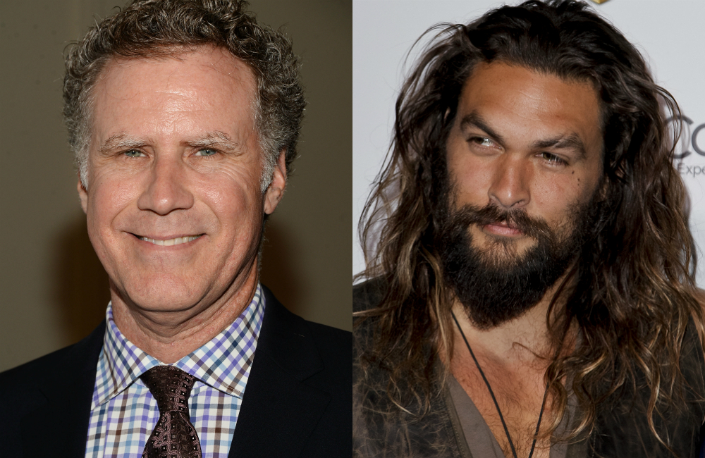 Will Ferrell And Jason Momoa To Star In Father Son Comedy border=
