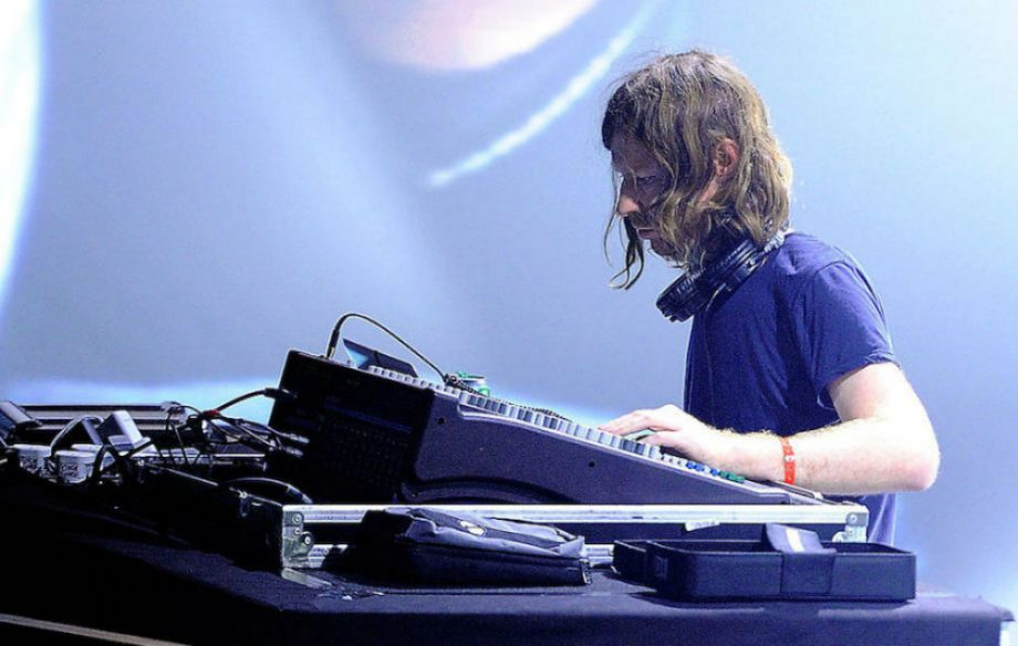Watch Aphex Twin's first-ever live stream with exclusive online visuals