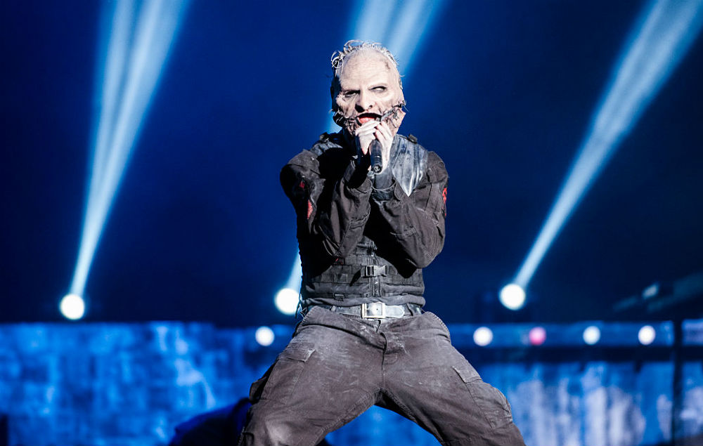 Corey Taylor gives update on new Slipknot music - NME