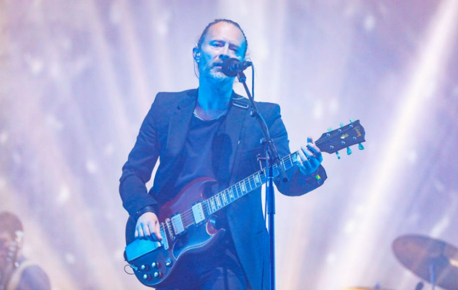Radiohead at Glastonbury