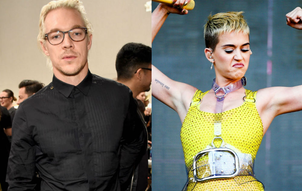 are diplo and katy perry dating