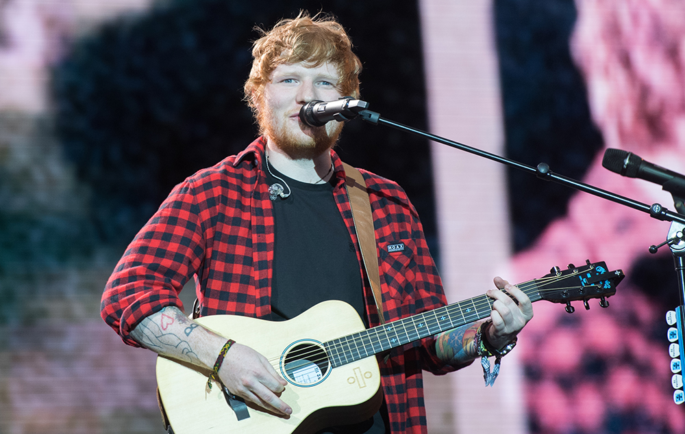 Man who taught Ed Sheeran how to use loop pedal speaks out