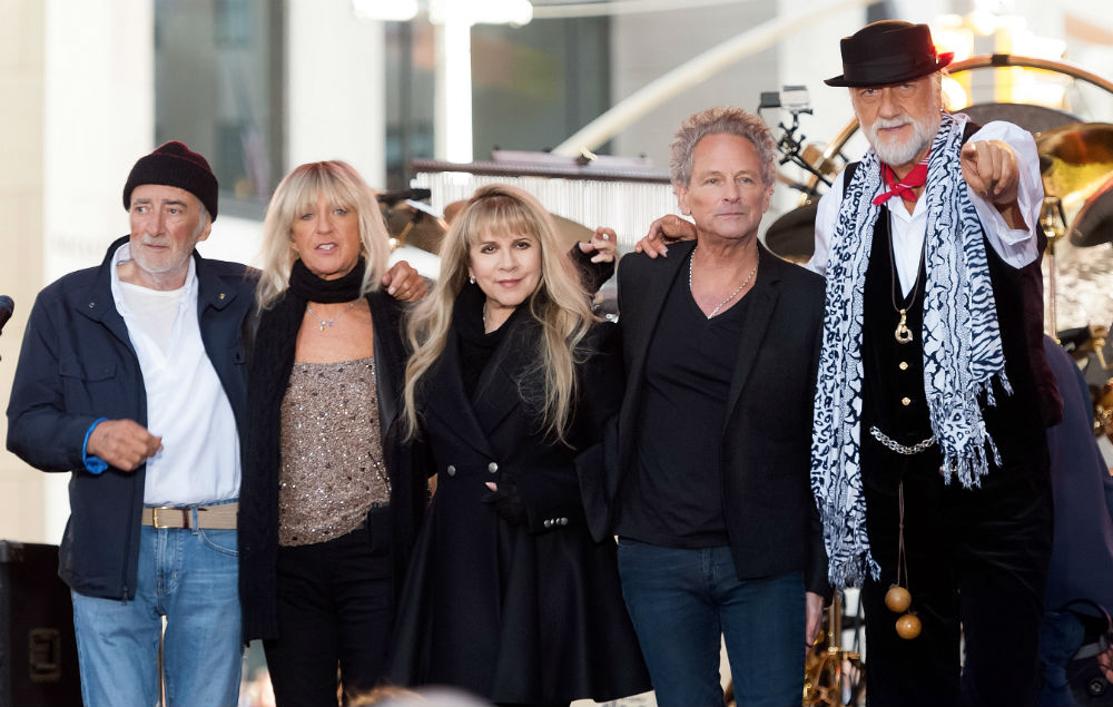 Fleetwood Mac Reveal More About 2018 Touring Plans Nme