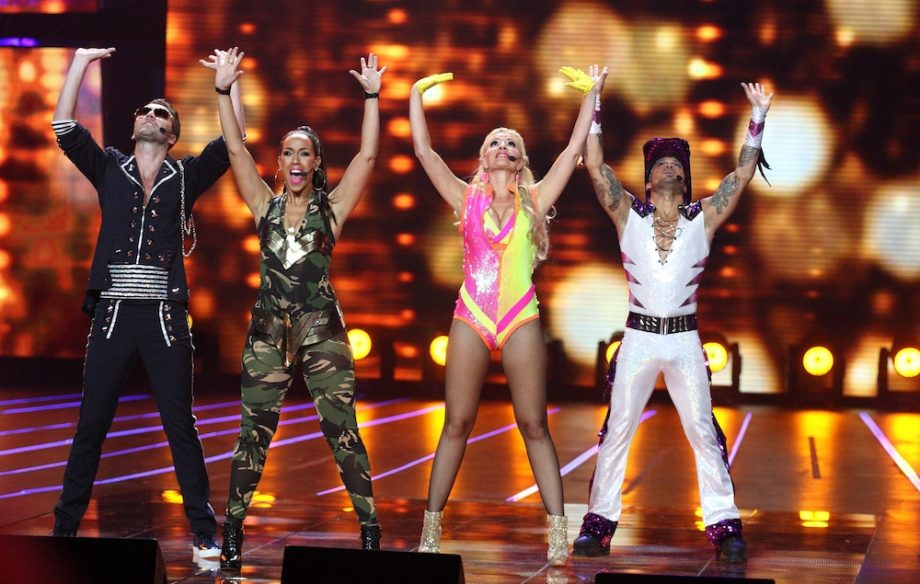 Vengaboys react to viral video...