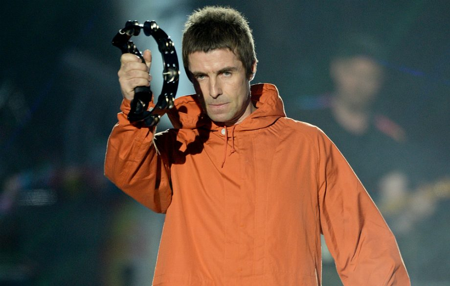Liam Gallagher Reveals Artwork For Debut Solo Album As You Were Nme