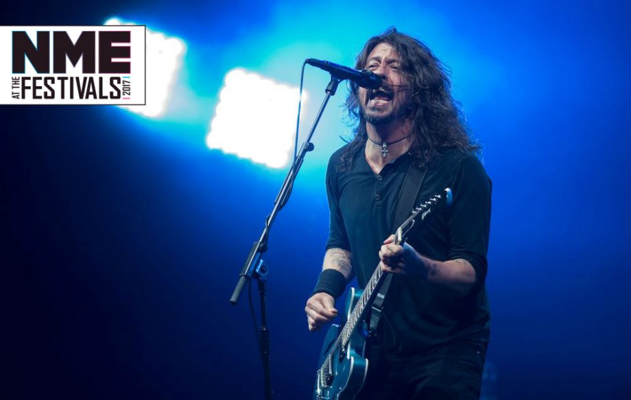 Watch Foo Fighters Dedicate Everlong At Glastonbury To Devon Teacher Who Died Of Cancer