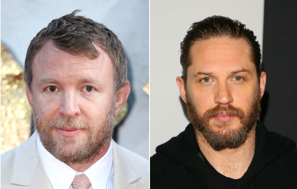 Guy Ritchie urged to avoid whitewashing after Tom Hardy ...