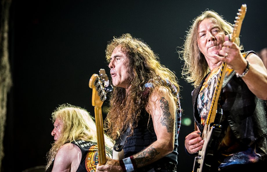 3343dd09 Speculation has spread that the metal titans' latest shows could be their  last. Iron Maiden ...