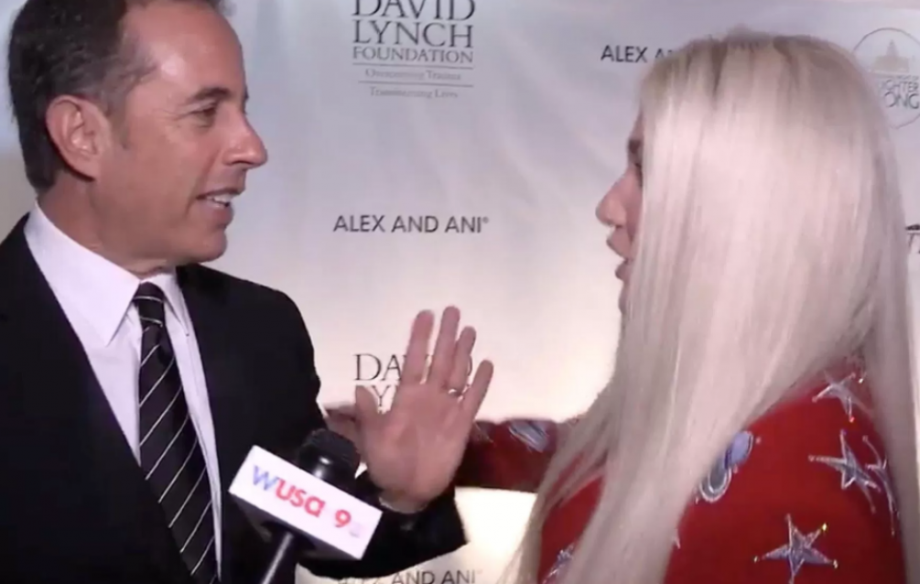 Jerry Seinfeld: #MeToo 'a Necessary Bowel Movement' Hollywood Has to Have
