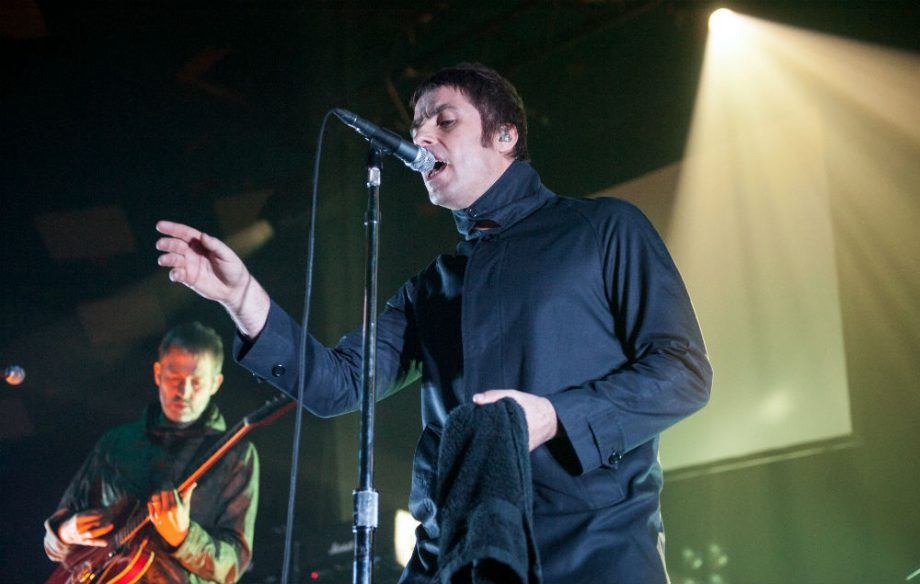 Liam Gallagher opens up about Beady Eye split - NME