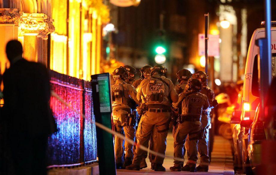 Terror attack in London has left 6 dead