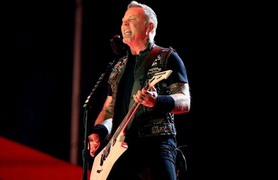 James Hetfield says Metallica can still 'fall apart at any