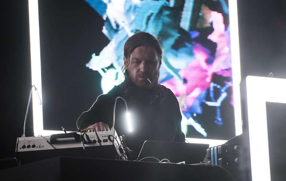 Aphex Twin Field Day 2017