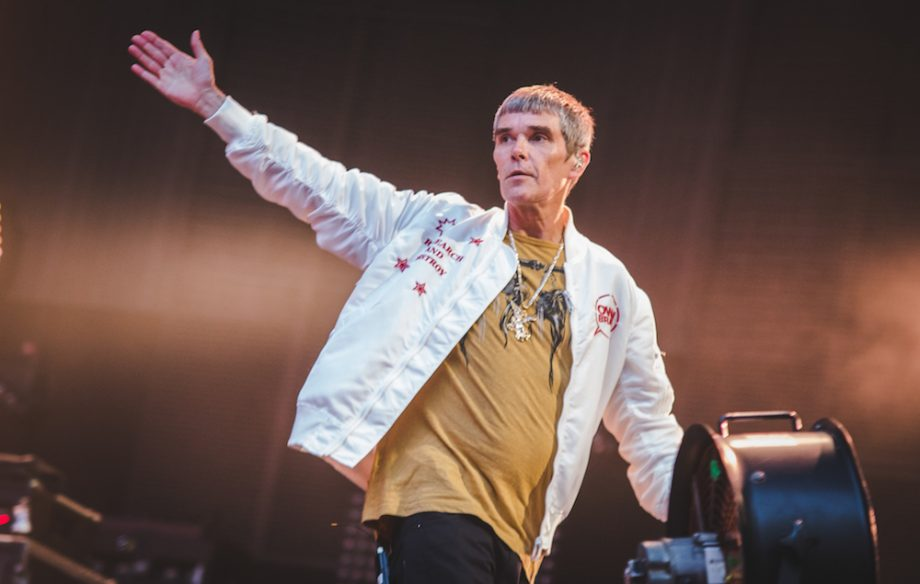 The Stone Roses play first London show in four years