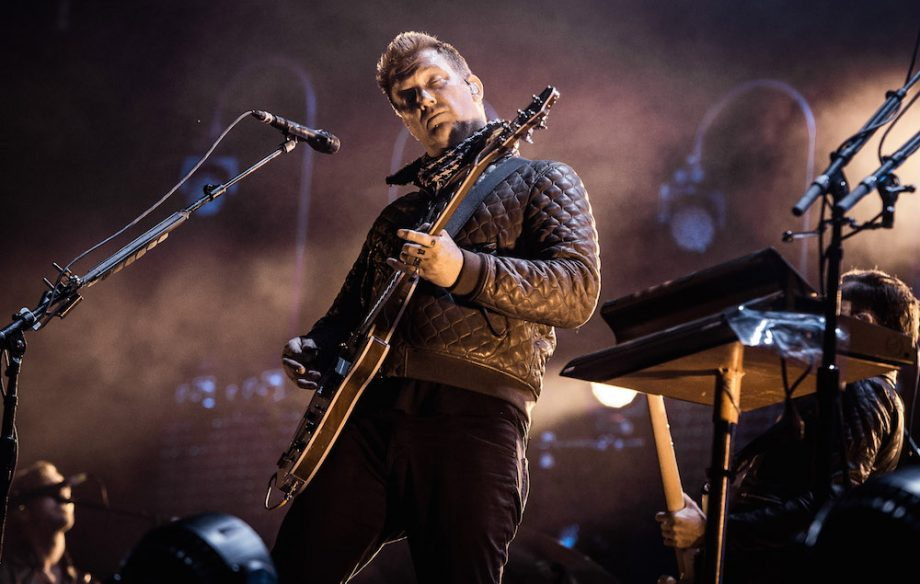 Queens Of The Stone Age Perform New Songs At First Show In