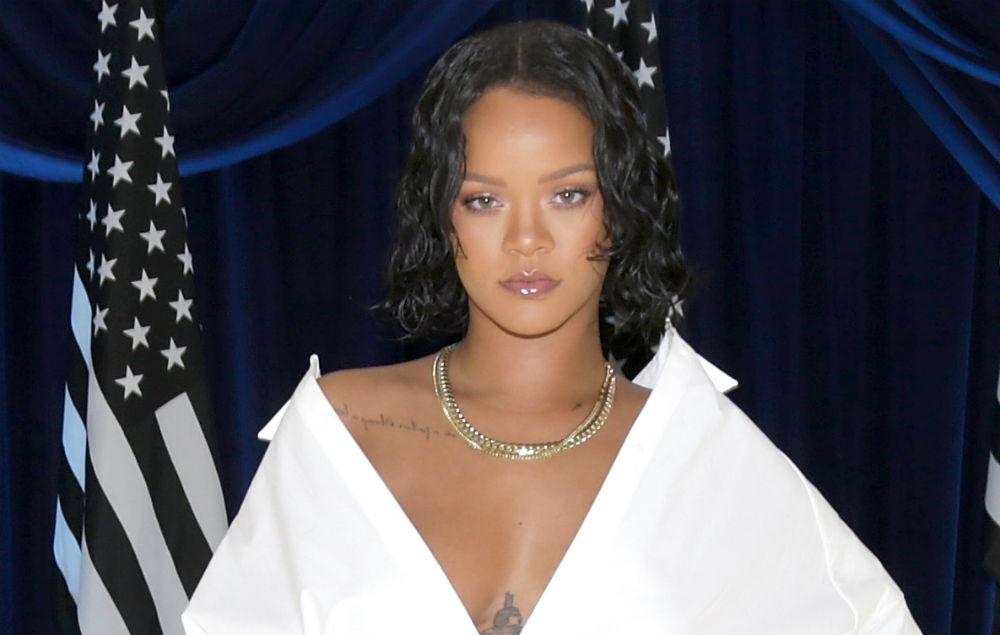 Rihanna responds brill... Rihanna Ageshamming