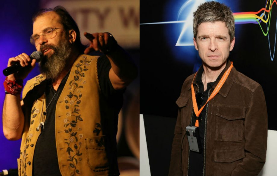 Steve Earle calls Noel Gallagher 'the most overrated songwriter ever'
