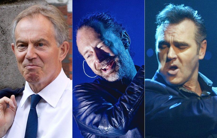 Radiohead Explain How The Smiths And Tony Blair Influenced