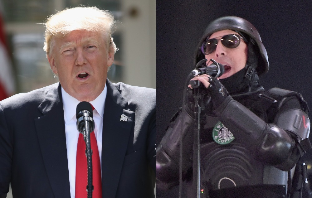Tool S Maynard James Keenan Trump Is Not Your Enemy
