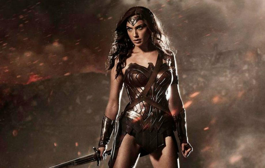Get to know gal gadot the wonder woman 2017 needs nme gal gadot starring as wonder woman in batman v superman dawn of justice voltagebd Images
