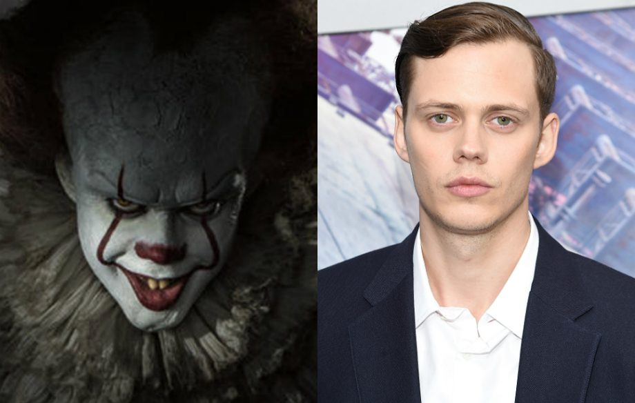 'It' star Bill Skarsgård describes how his Pennywise clown 'traumatised' the child actors